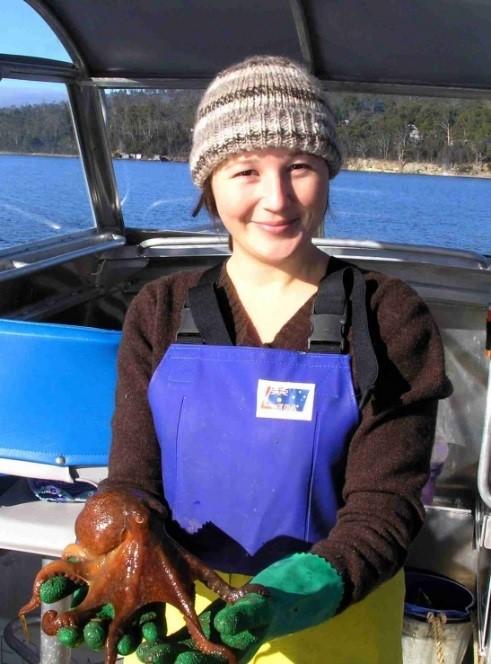 Zoe Doubleday octopus assessment